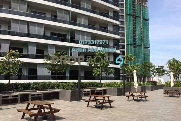 For Sale Condominium at The Veo, Melawati Freehold Semi Furnished 3R/2B 1.19m
