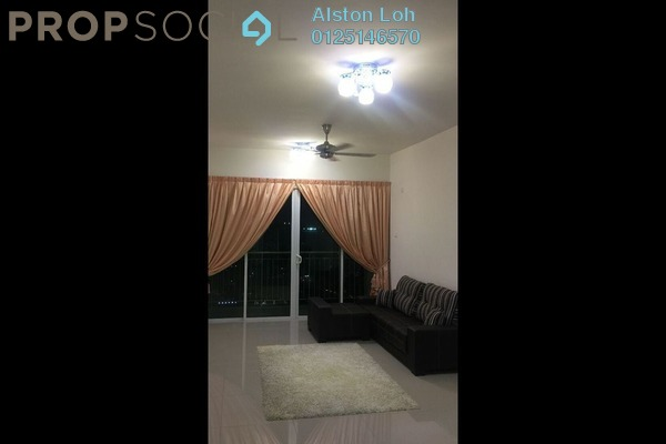 For Sale Condominium at Gardens Ville, Sungai Ara Freehold Fully Furnished 3R/2B 530k