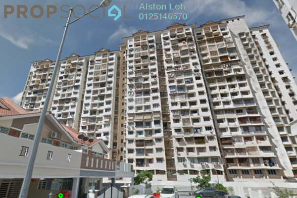 For Sale Condominium at Eastern Court, Green Lane Freehold Unfurnished 3R/2B 355k