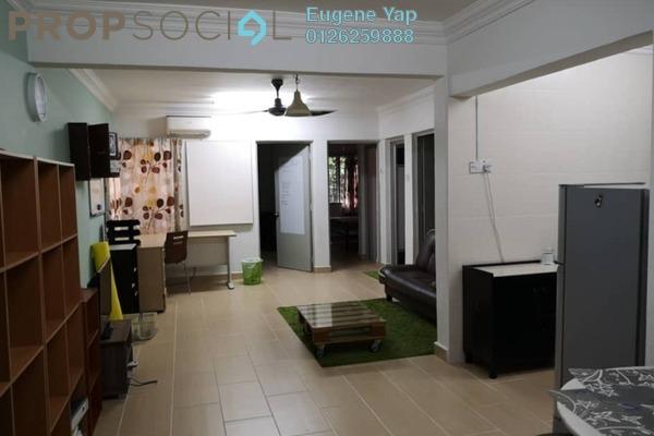 For Rent Apartment at Saujana Apartment, Damansara Damai Freehold Fully Furnished 3R/2B 1k