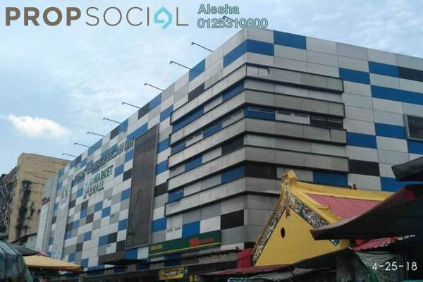 For Sale Shop at Market Hall, Pudu Freehold Unfurnished 0R/0B 182k