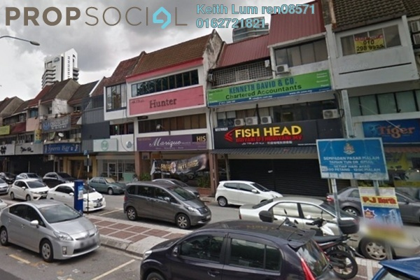 For Sale Shop at Pinggiran Taman Tun Dr Ismail, TTDI Freehold Fully Furnished 3R/3B 5.1m