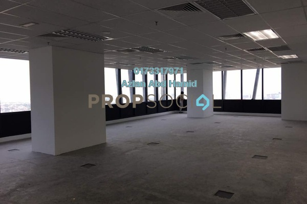 For Rent Office at KL Gateway, Bangsar South Freehold Unfurnished 0R/0B 5.95k