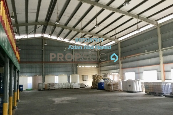 For Sale Factory at Taman Perindustrian Mahkota, Semenyih Freehold Unfurnished 0R/0B 6.2m