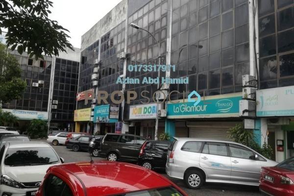 For Rent Shop at Taman Melawati, Kuala Lumpur Freehold Unfurnished 0R/0B 4.5k
