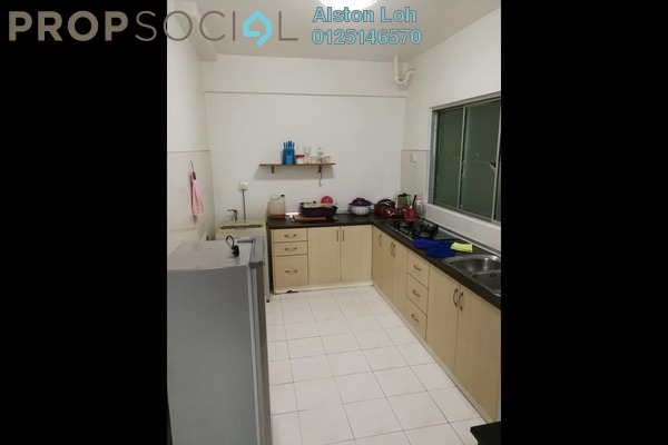 For Rent Condominium at Symphony Park, Jelutong Freehold Fully Furnished 3R/2B 1.2k