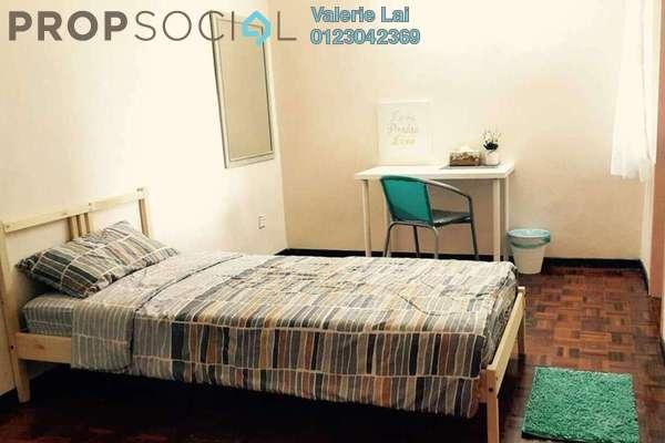 For Sale Condominium at Indah Villa, Bandar Sunway Freehold Fully Furnished 5R/2B 545k