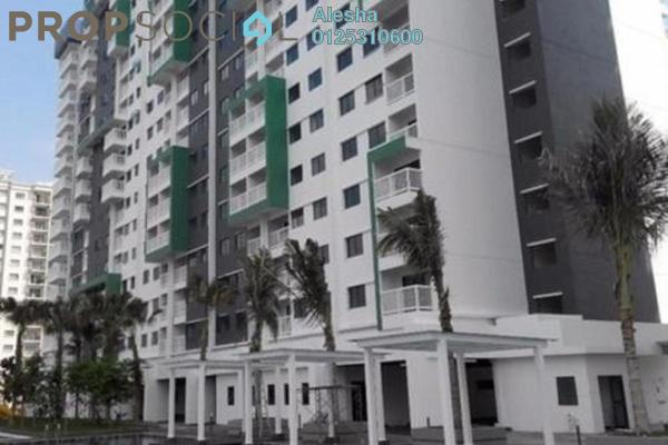 For Sale Apartment at Alam Sanjung, Shah Alam Freehold Unfurnished 0R/0B 292k