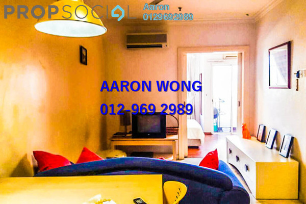 For Sale Condominium at D-Villa Residence, Ampang Hilir Freehold Fully Furnished 1R/1B 480k