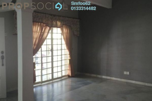 For Rent Terrace at Section 5, Bandar Mahkota Cheras Freehold Unfurnished 4R/3B 1.2k