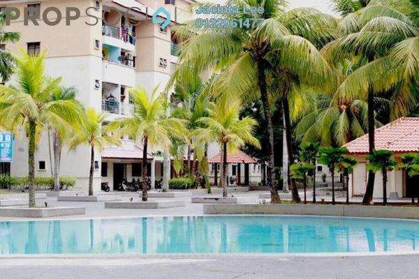 For Sale Condominium at Prima Bayu, Klang Freehold Semi Furnished 4R/4B 329k