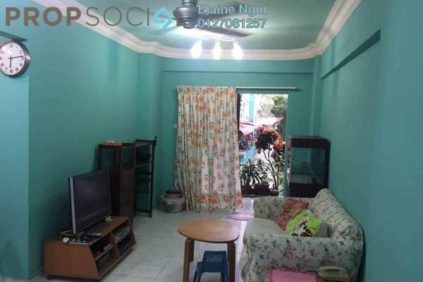 For Rent Condominium at Vista Serdang Apartment, Seri Kembangan Freehold Fully Furnished 3R/2B 1k