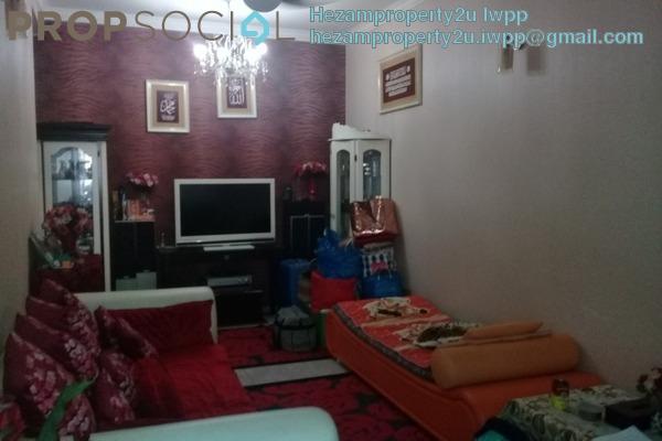 For Sale Land at Taman Mawar, Bandar Baru Salak Tinggi Leasehold Fully Furnished 3R/2B 350k