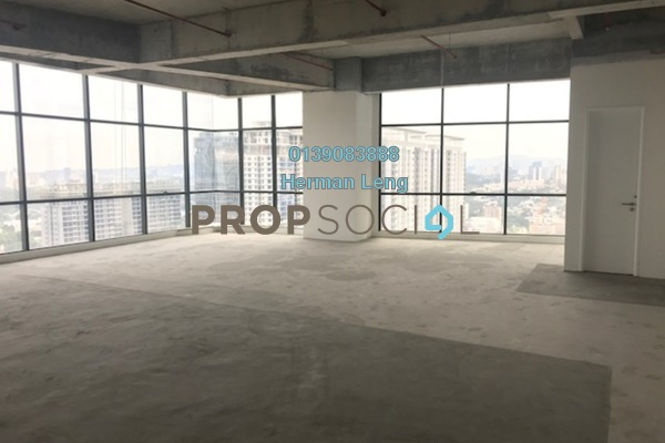 For Rent Office at The Vertical, Bangsar South Freehold Unfurnished 0R/0B 6k