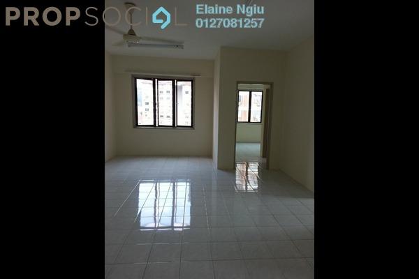 For Rent Condominium at Garden Park, Bandar Sungai Long Freehold Semi Furnished 3R/2B 900translationmissing:en.pricing.unit