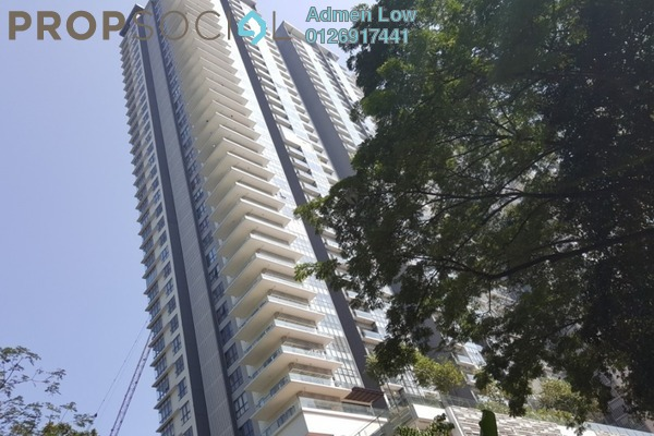 For Sale Condominium at The Elements, Ampang Hilir Leasehold Semi Furnished 4R/3B 1m
