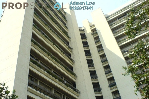 For Rent Condominium at GCB Court, Ampang Hilir Freehold Fully Furnished 3R/3B 2.7k