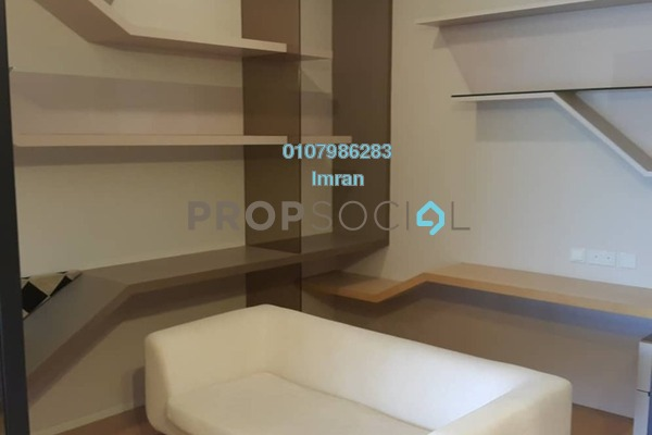 For Rent Serviced Residence at VERVE Suites, Mont Kiara Freehold Fully Furnished 0R/1B 2.3k