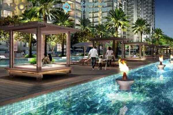 For Rent Condominium at Seni, Mont Kiara Freehold Semi Furnished 4R/4B 11k