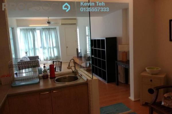 For Rent Condominium at i-Zen Kiara I, Mont Kiara Freehold Semi Furnished 2R/2B 3k