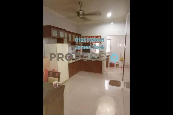 For Sale Terrace at Section 36, Shah Alam Freehold Semi Furnished 4R/3B 490k