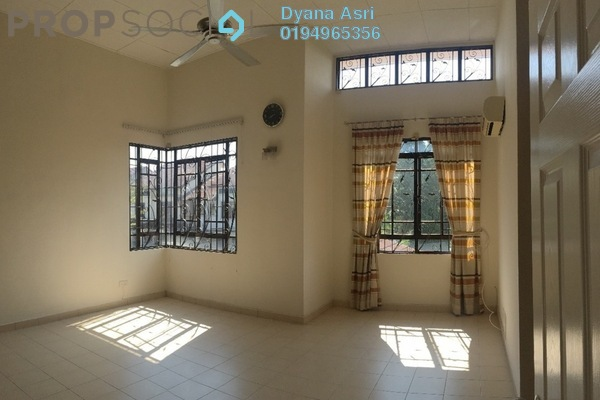 For Rent Terrace at Greenlane, Bukit Jelutong Freehold Semi Furnished 5R/4B 3k