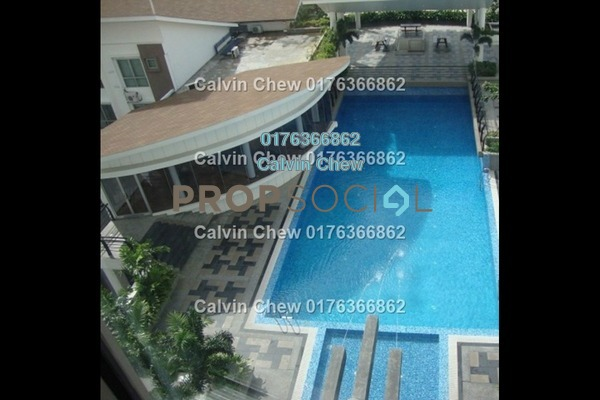 For Sale Serviced Residence at Axis Residence, Pandan Indah Freehold Unfurnished 3R/0B 321k