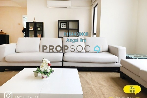 For Rent Condominium at Lanson Place, Bukit Ceylon Freehold Fully Furnished 4R/4B 6.5k