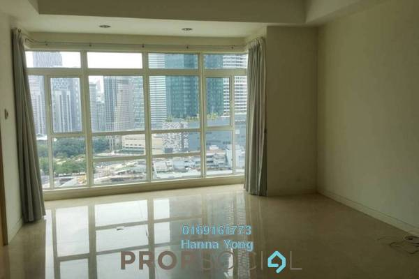 For Sale Serviced Residence at Binjai Residency, KLCC Freehold Semi Furnished 3R/4B 2.32m