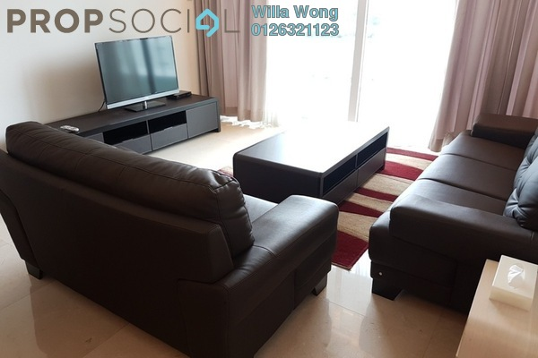 For Sale Condominium at Embassyview, Ampang Hilir Freehold Semi Furnished 3R/4B 1.8m