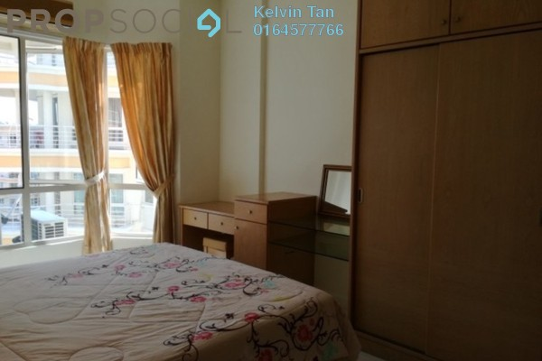 For Rent Condominium at Gold Coast, Bayan Indah Freehold Fully Furnished 3R/2B 1.9k