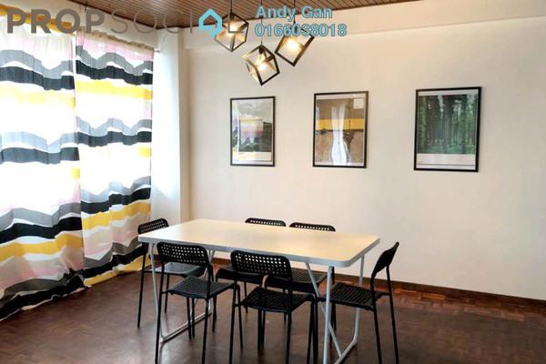 For Rent Apartment at Jalan Loke Yew, Kuala Lumpur Freehold Fully Furnished 3R/3B 1.9k