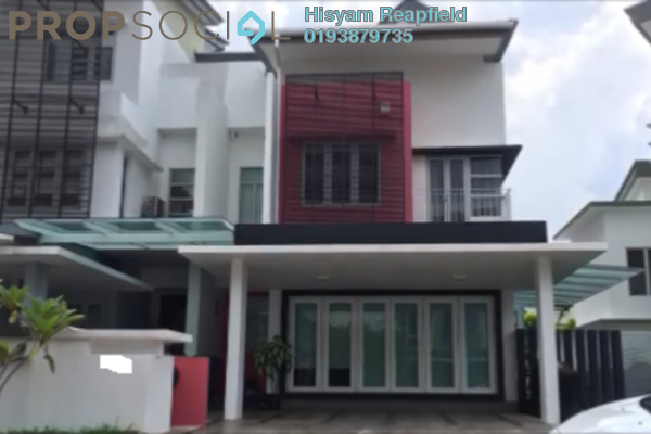 For Rent Semi-Detached at Prima Villa, Kemensah Freehold Fully Furnished 3R/3B 5k