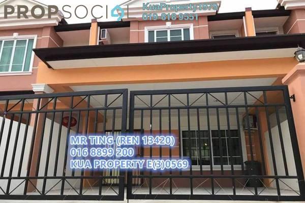 For Rent Terrace at Uni Garden, Kota Samarahan Freehold Unfurnished 4R/3B 1.2k