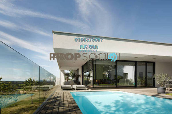 For Sale Condominium at TRiGON Luxury Residences @ Setia Walk, Pusat Bandar Puchong Freehold Fully Furnished 3R/4B 1.1m