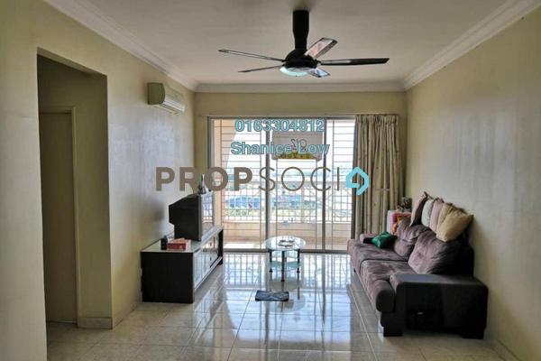 For Sale Condominium at Koi Tropika, Puchong Freehold Semi Furnished 3R/2B 370k