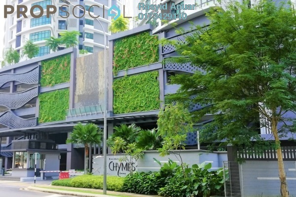 For Sale Condominium at Chymes @ Gurney, Keramat Freehold Unfurnished 2R/2B 530k