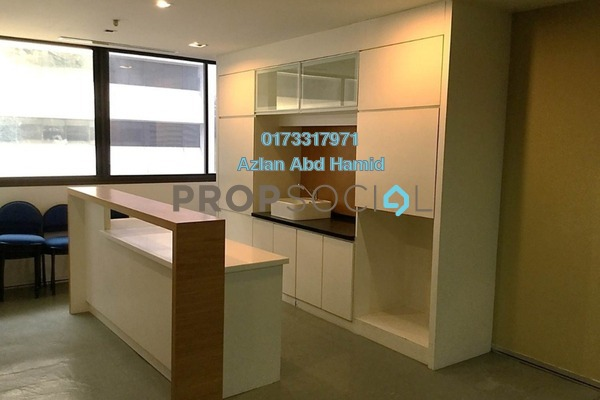For Rent Office at Wisma Chase Perdana, Damansara Heights Freehold Semi Furnished 0R/0B 41.5k
