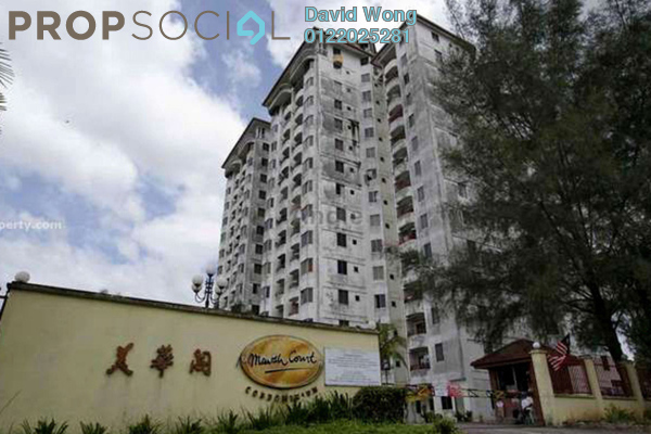For Rent Condominium at Mewah Court, Kajang Freehold Fully Furnished 3R/2B 1.1k