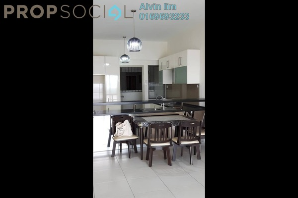 For Rent Serviced Residence at Setia Walk, Pusat Bandar Puchong Freehold Semi Furnished 2R/2B 1.7k