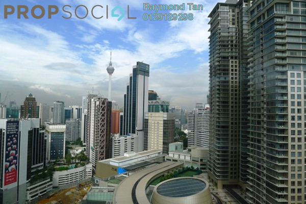 For Rent Condominium at Pavilion Residences, Bukit Bintang Leasehold Fully Furnished 3R/4B 11k