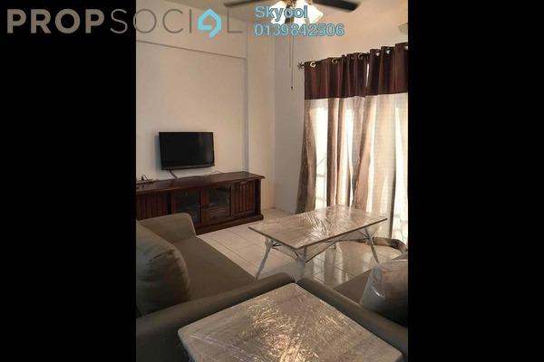 For Sale Condominium at Prai Inai, Seberang Jaya Freehold Fully Furnished 3R/2B 220k