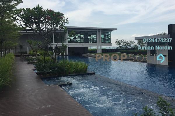 For Sale Condominium at Altitude 236, Cheras Freehold Semi Furnished 3R/3B 1.3m
