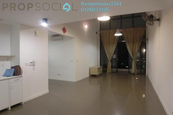 For Sale Condominium at Azelia Residence, Bandar Sri Damansara Freehold Semi Furnished 2R/2B 850k