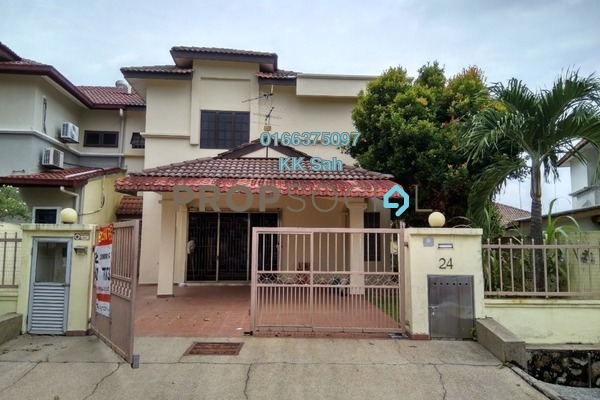 For Sale Semi-Detached at Suadamai, Bandar Tun Hussein Onn Freehold Semi Furnished 5R/4B 850k