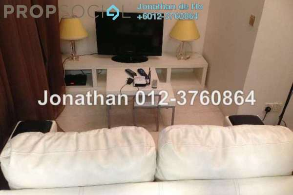 For Rent Condominium at Northpoint, Mid Valley City Leasehold Fully Furnished 1R/1B 3.0千