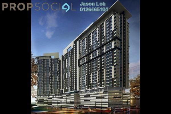For Sale Condominium at Residensi Platinum Teratai, Kuala Lumpur Freehold Unfurnished 3R/2B 381k
