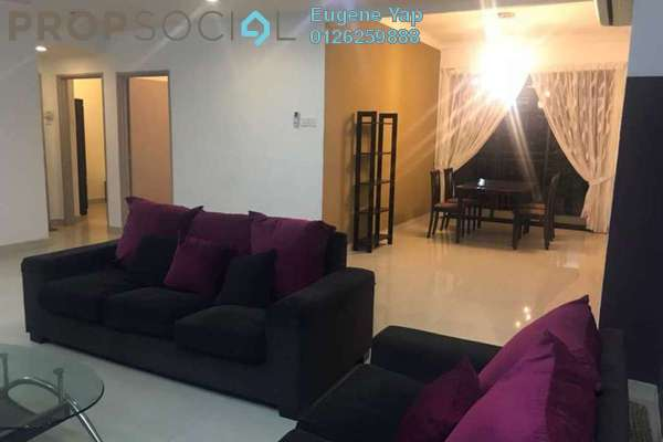 For Sale Condominium at Sri Putramas II, Dutamas Freehold Fully Furnished 3R/2B 580k