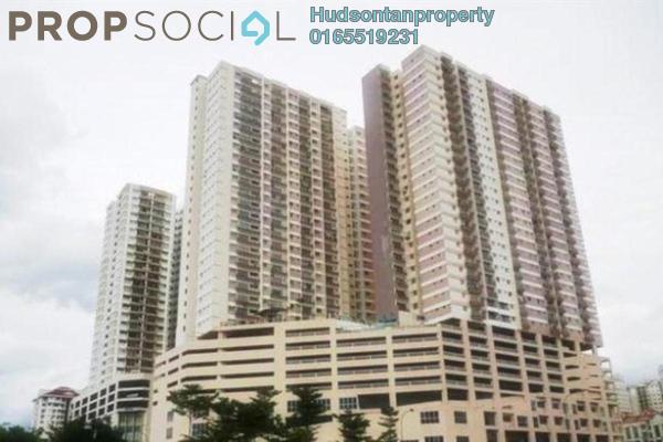 For Sale Condominium at Plaza Medan Putra, Bandar Menjalara Freehold Semi Furnished 3R/2B 310k