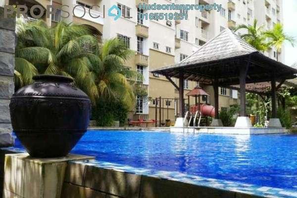 For Sale Condominium at Villa Pavilion, Seri Kembangan Freehold Semi Furnished 3R/2B 340k
